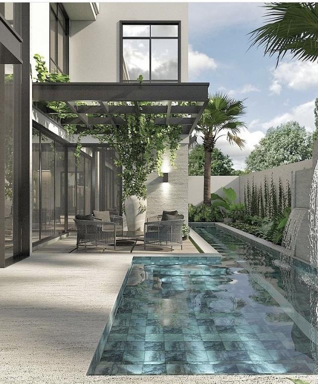 Bazén v malej záhradke - Obrázok č. 306