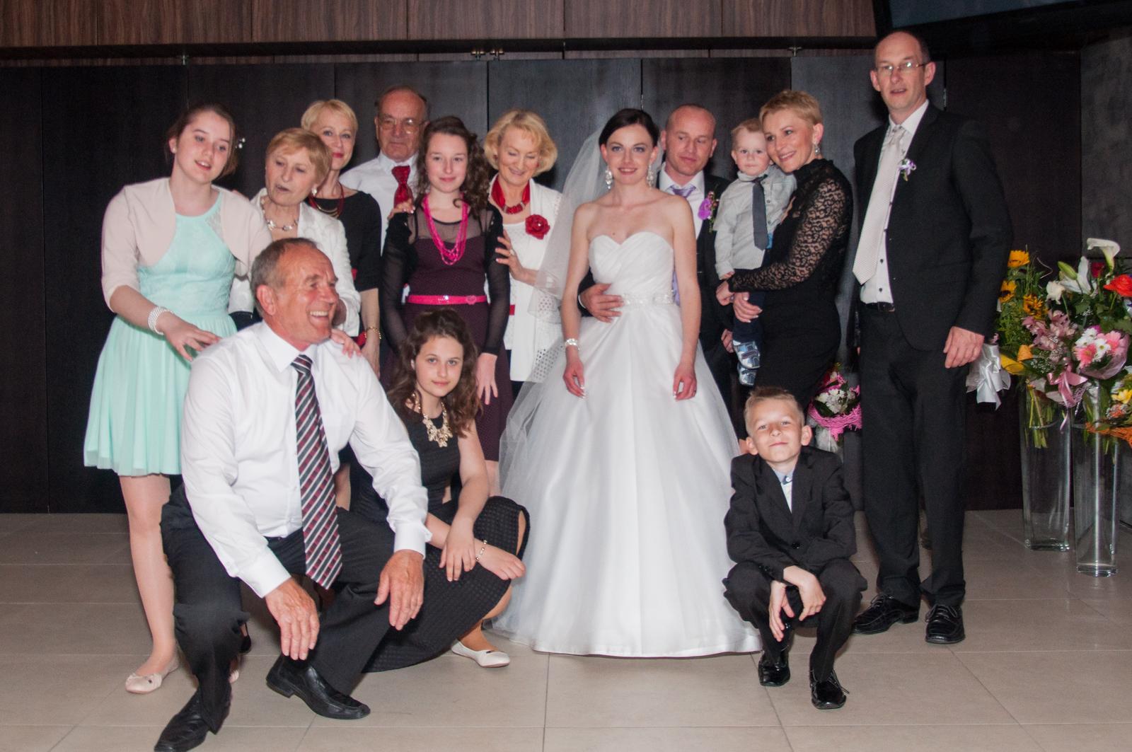 Nikol{{_AND_}}Marek - Manzelova rodina :-)