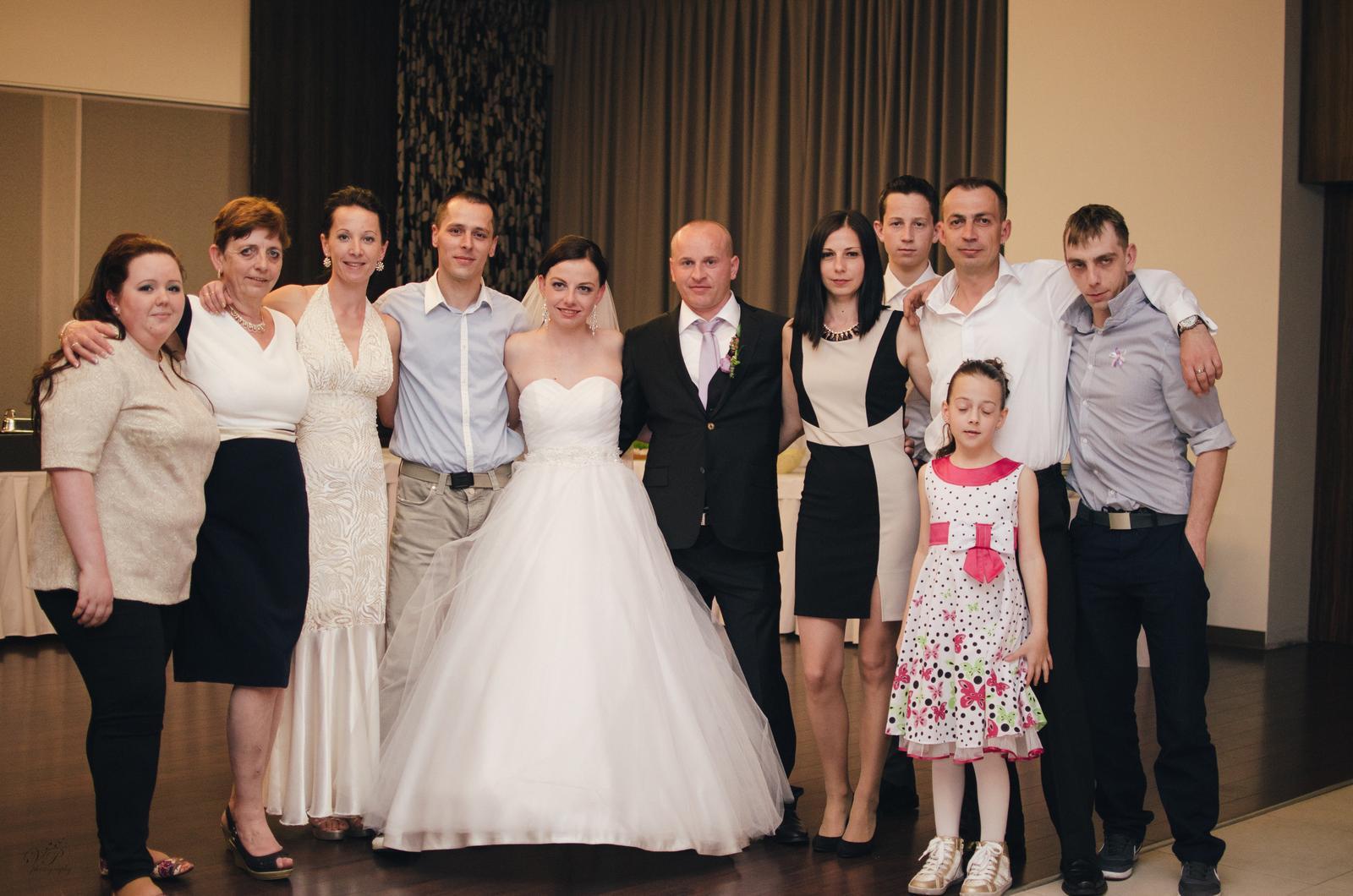 Nikol{{_AND_}}Marek - Moja rodina :-)