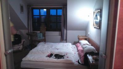 Svatebni apartman :)
