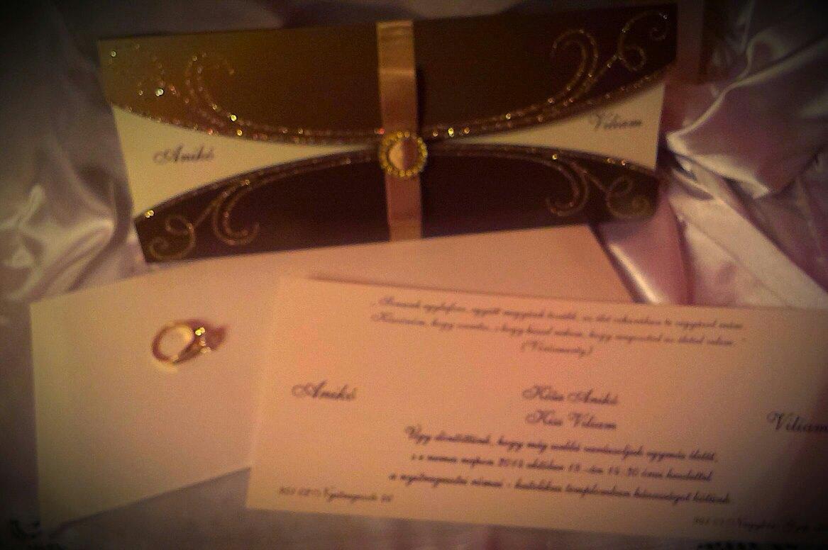 Anikó{{_AND_}}Viliam - Naše pozvánky :)