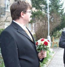 Tak kde máme tu nevěstu??