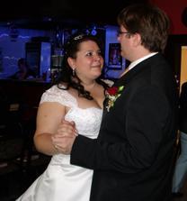 s manželem se tancuje naprosto úžasně