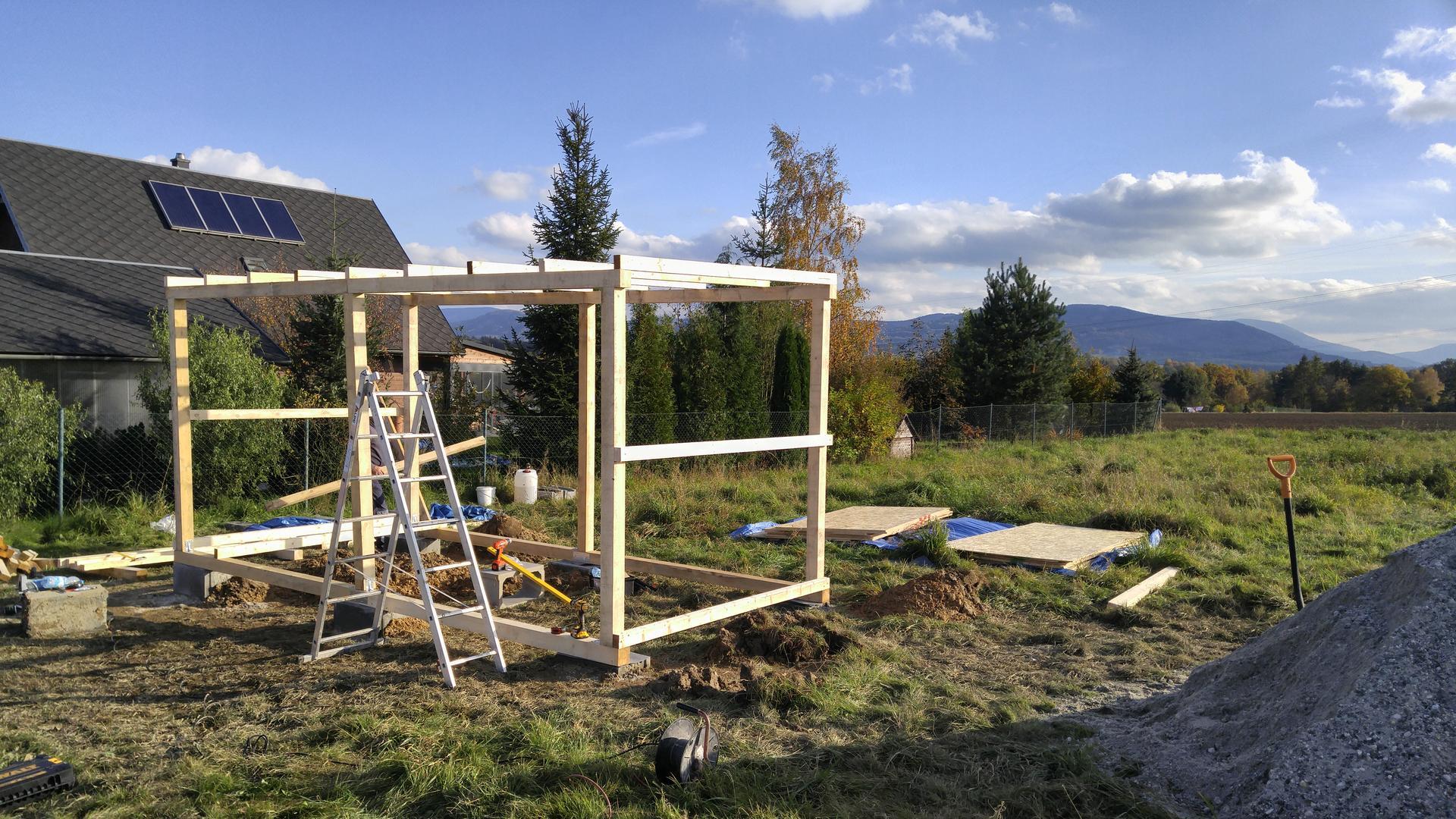 Zahradní domek - Obrázek č. 3