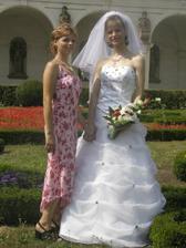 moje skvělá sestřička (svědkyně ženicha)