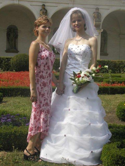 Ivča Otáhalová{{_AND_}}Mirek Matyska - moje skvělá sestřička (svědkyně ženicha)