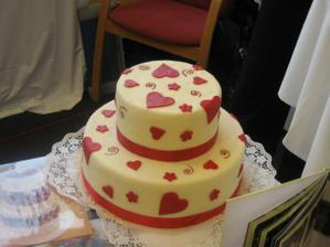 Krásnej dortík