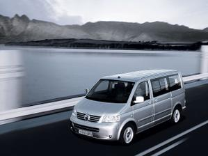 VW Multivan - co myslíte?