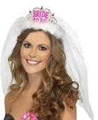 čelenka pro budoucí nevěstu,