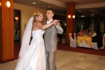 Náš svadobný tanec