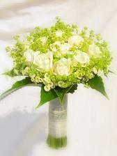 nevěstina kytice