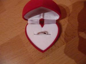 Môj zásnubný prstienok... 7.7.2008