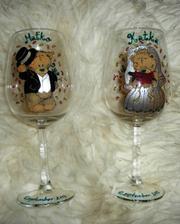 naše úžasné poháre....