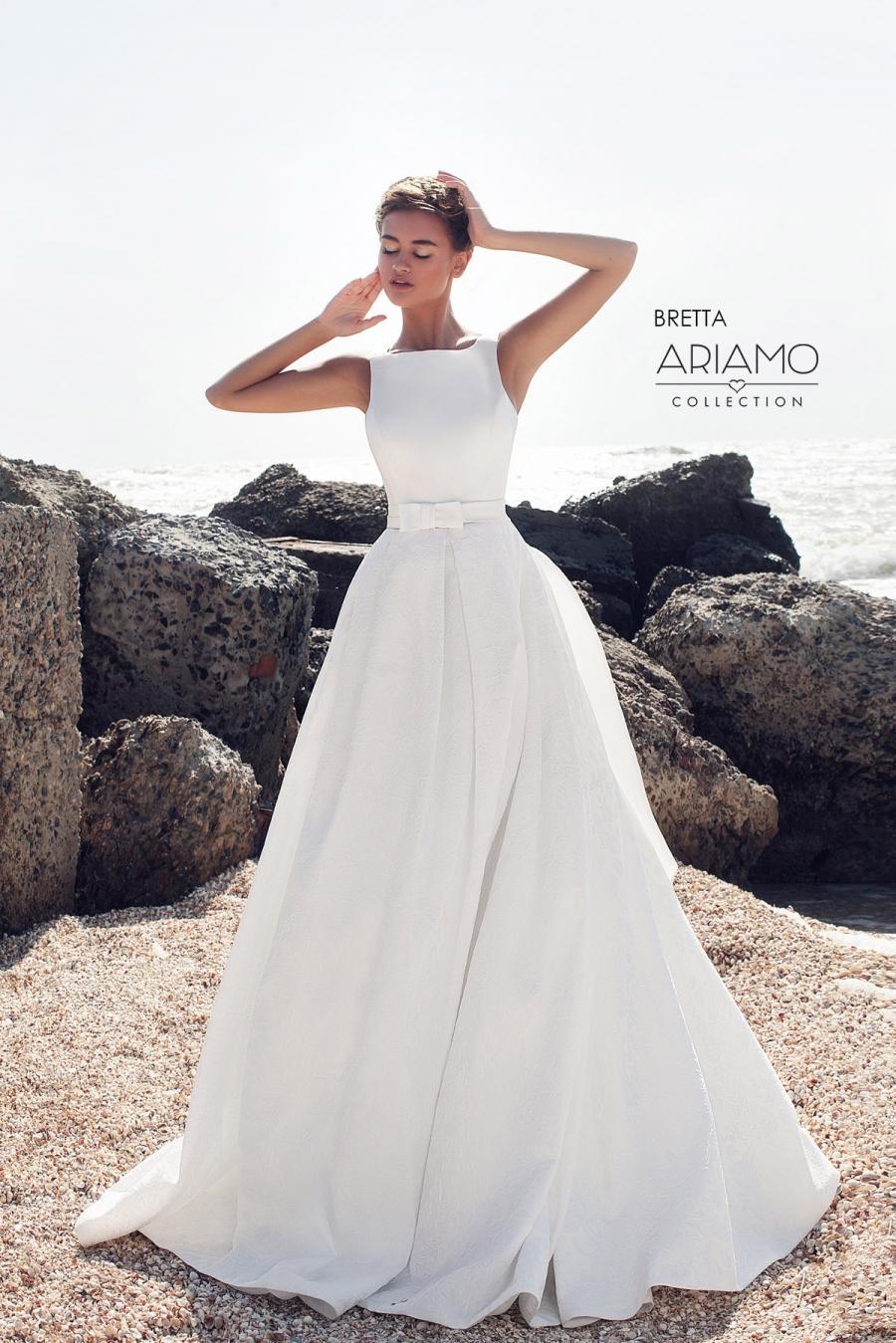 Svadobné šaty Bretta od Ariamo bridal - Obrázok č. 1