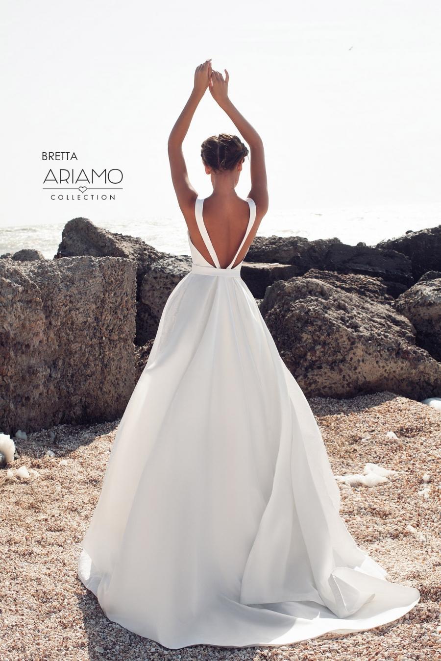 Svadobné šaty Bretta od Ariamo bridal - Obrázok č. 2
