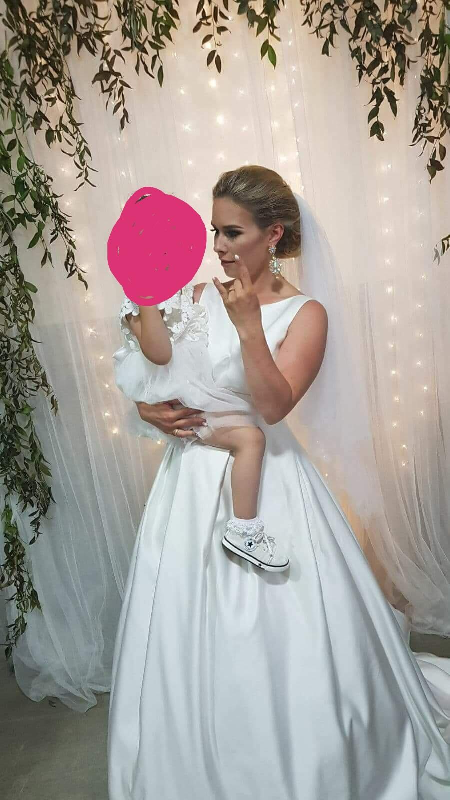 Svadobné šaty Bretta od Ariamo bridal - Obrázok č. 3