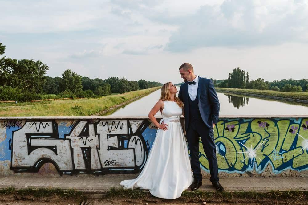 Svadobné šaty Bretta od Ariamo bridal - Obrázok č. 4