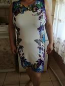 letné šaty , 44
