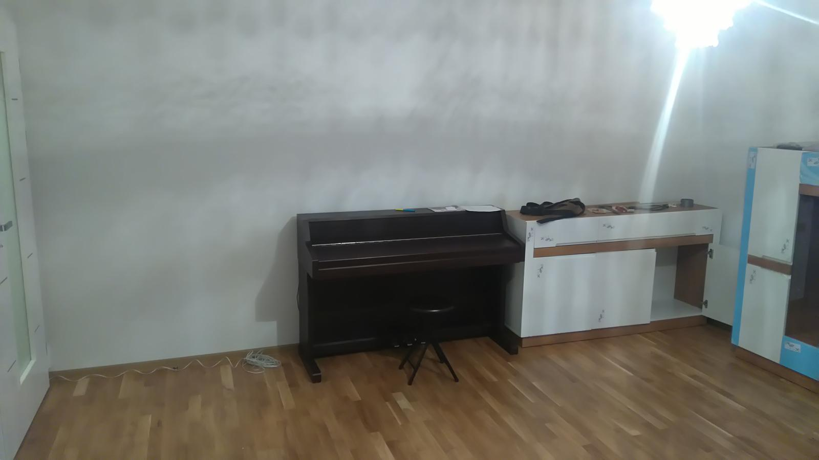 Takto vyzera klavir, komoda,... - Obrázok č. 1