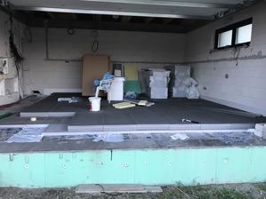 Do garaze 15cm styrodur