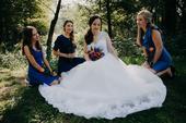 Svatební šaty eLody, 36