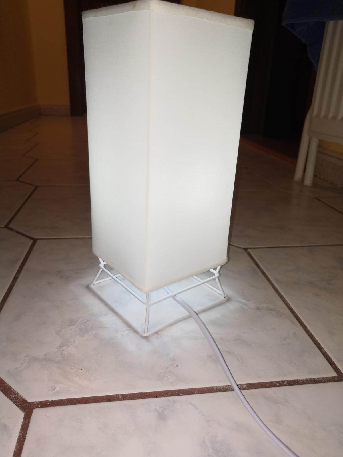 Svadobná lampa - Obrázok č. 1
