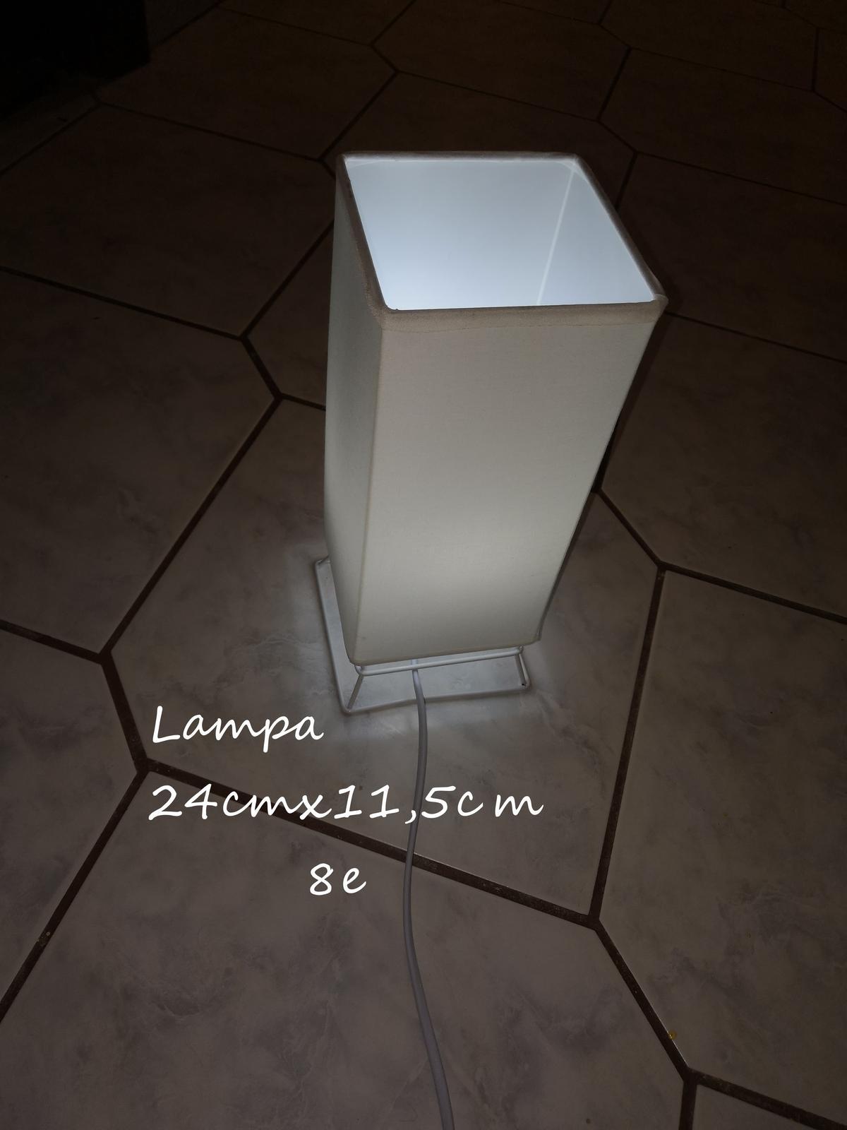 Svadobná lampa - Obrázok č. 2