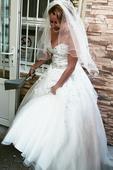 Svadobné šaty Mori Lee, 40