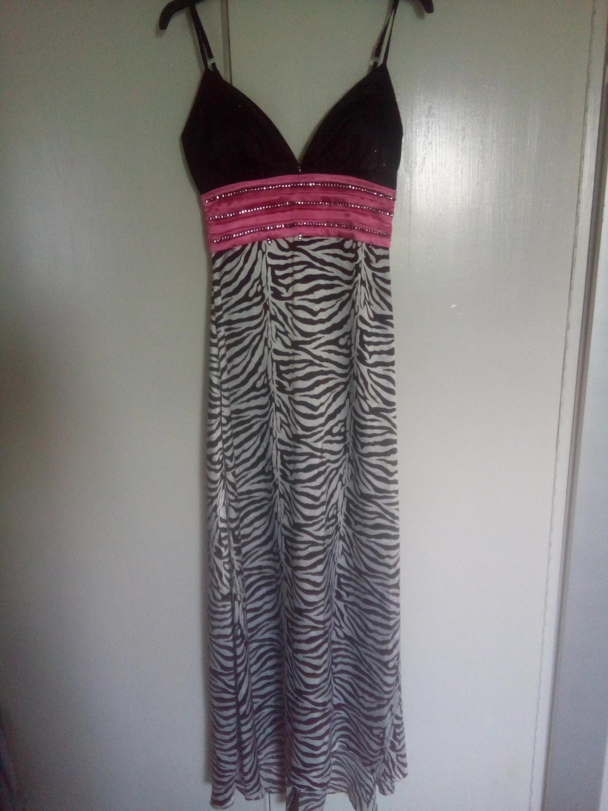 Šaty dlouhé - Obrázek č. 1
