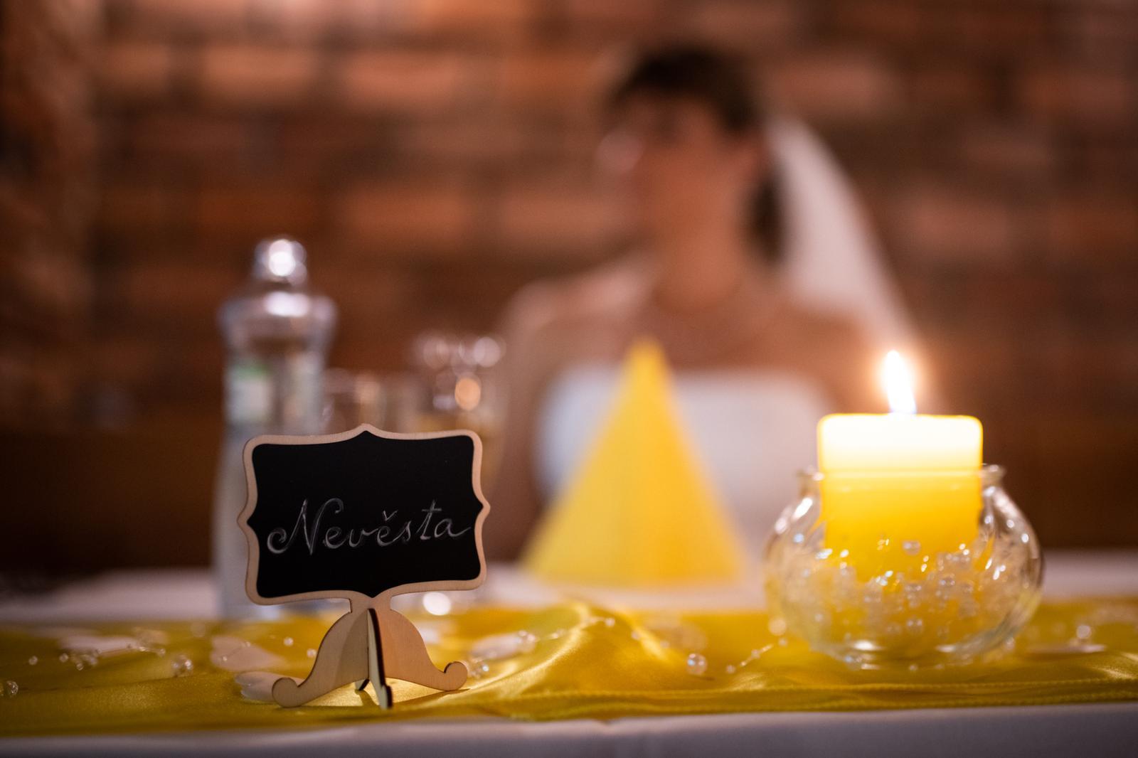 Svícínky IKEA s perličkami - Obrázek č. 2
