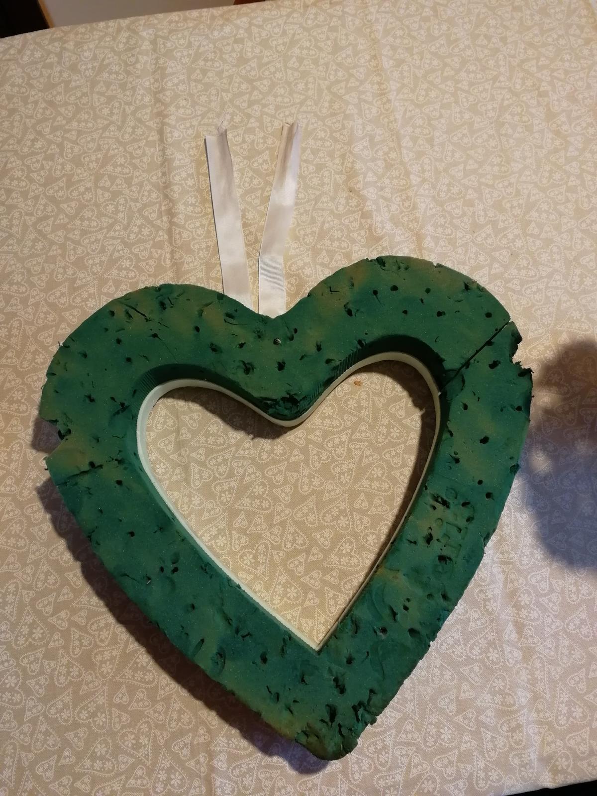 Aranžovací srdce - Obrázek č. 4