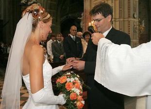 """Mileno, tento prsten je znamením věrnosti"""