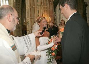 """""""Jiří, tento prsten je znamením věrnosti"""""""