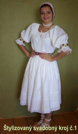 Plánovací diár - mozne okrakovanie sukne a rukavcov