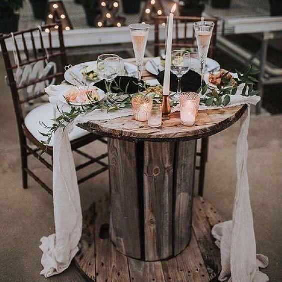 Plánovací diár - vonku urobit takto stol na posedenie len zvinuta zaclona
