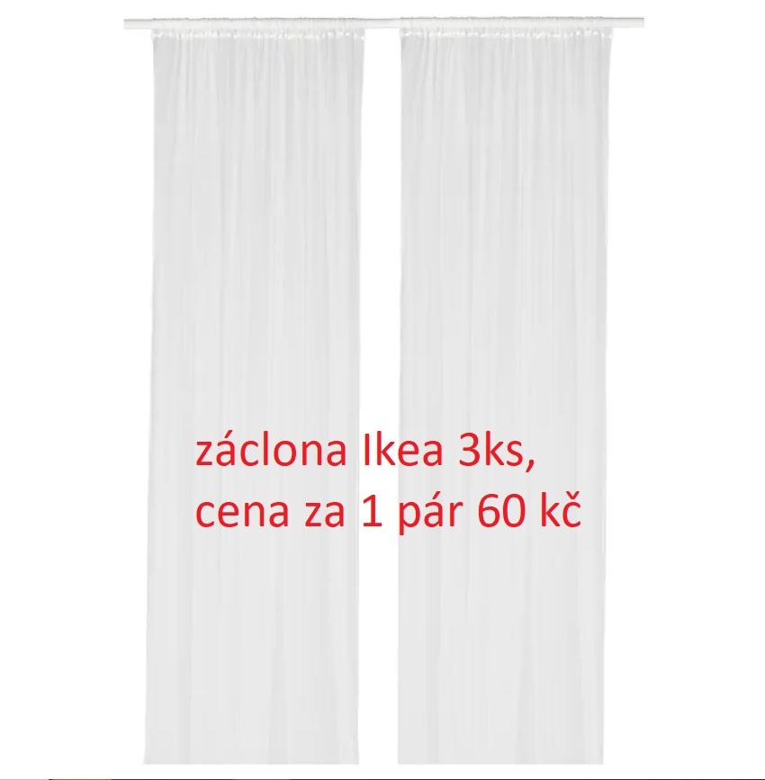 Jednoduchá záclona - Obrázek č. 1
