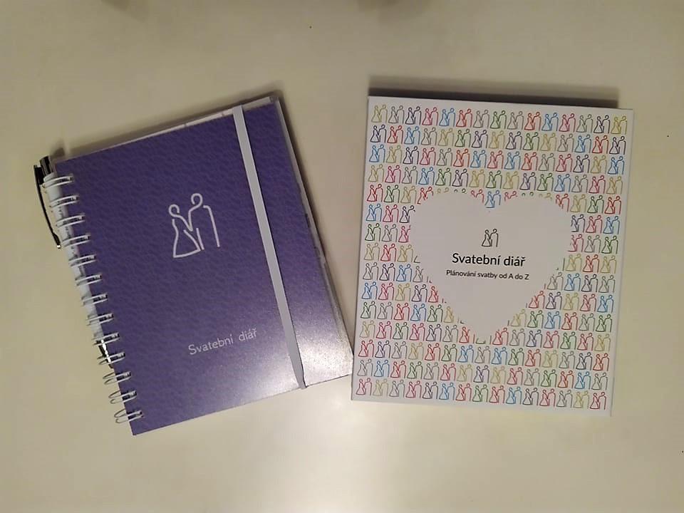 Svatební diář - Plánování svatby od A do Z - Obrázek č. 1