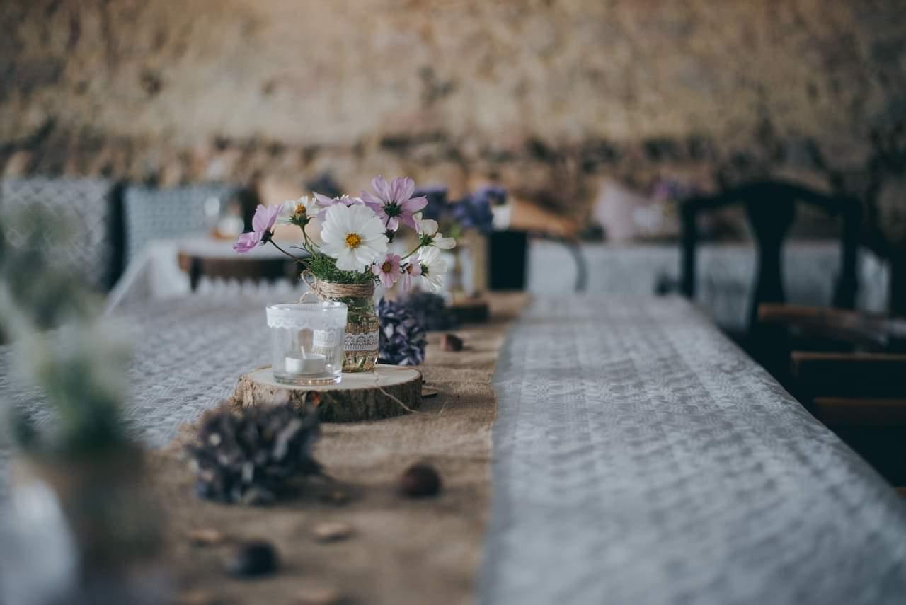 Přírodní svatební výzdoba a doplnky - Obrázek č. 1