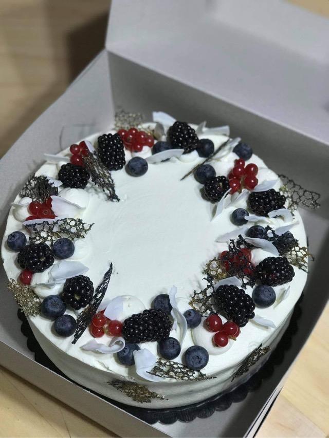 Přípravy a inspirace :) - Vyzkouseli jsme dort s celou moji rodinou a mame jasno! 😍 chutove naprosta bomba!