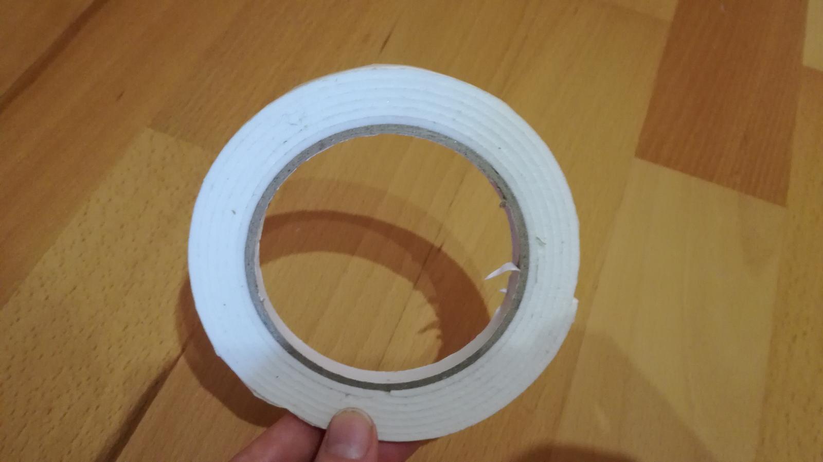 Obojstranná penová páska - Obrázok č. 1