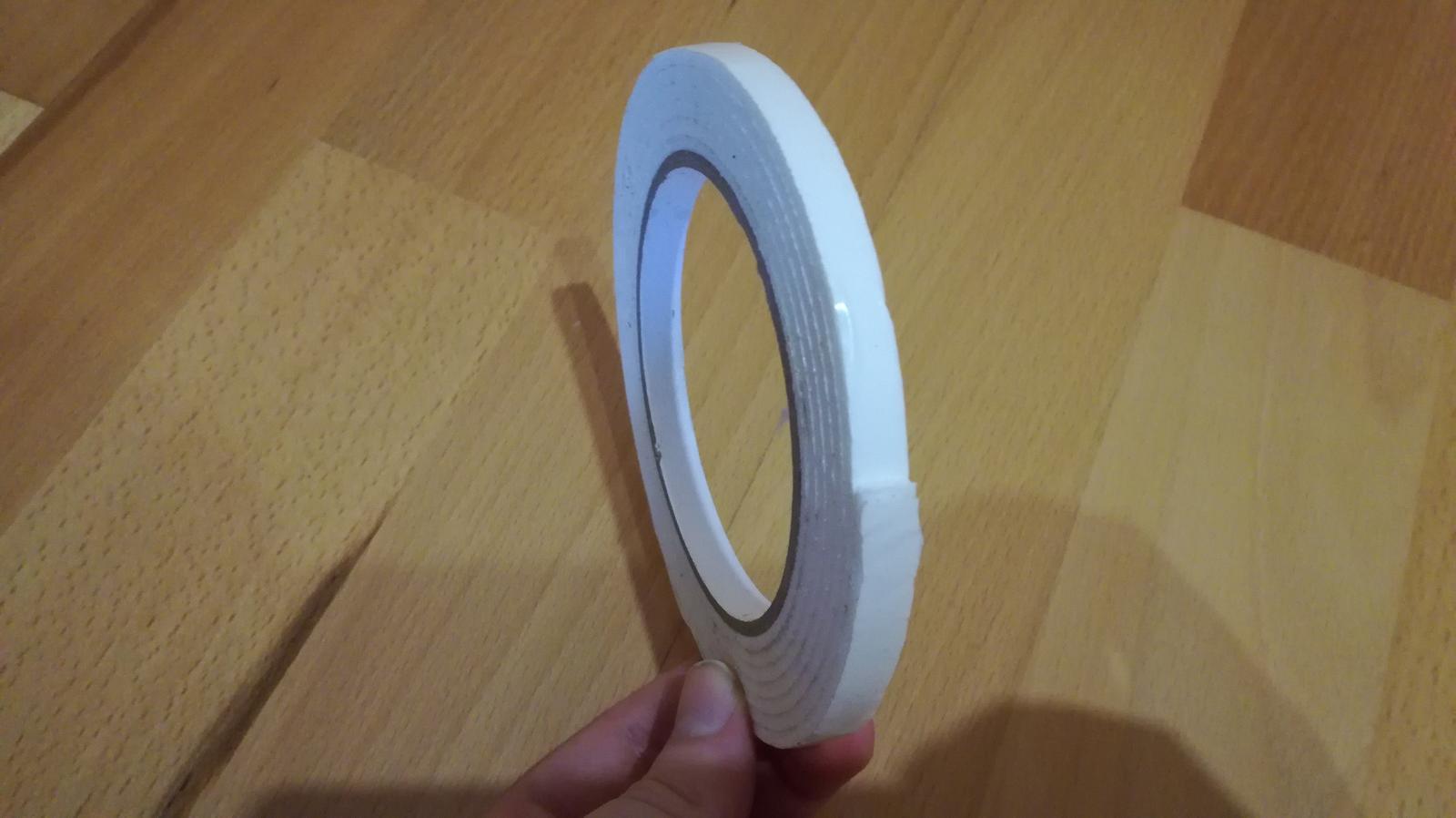 Obojstranná penová páska - Obrázok č. 2