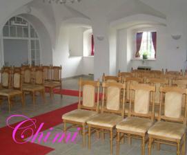 Veltrusy - Rudolfuv sal
