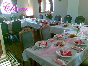 Zamecka restaurace Veltrusy - zde bude obed