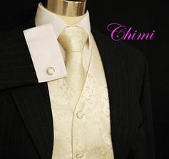vesticka s kravatou pro zenicha