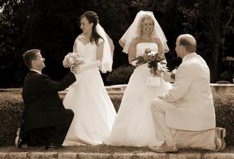 Dvojitá svadba