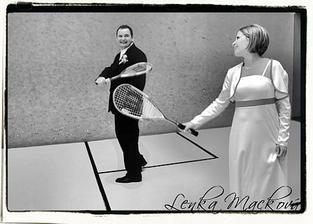 na squashi bola sranda :)