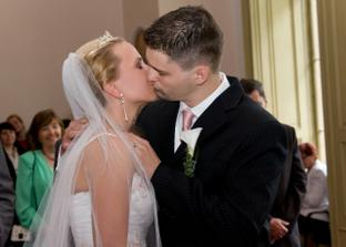 Slaďoučká novomanželská :-)