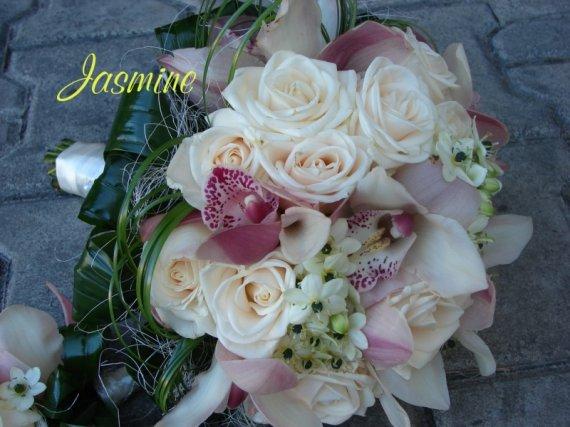 Svadobne kytice - Obrázok č. 19