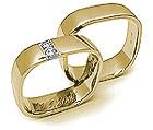 Weddiing rings - Obrázok č. 6