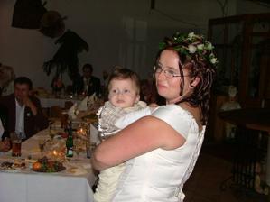 já v roli tetičky